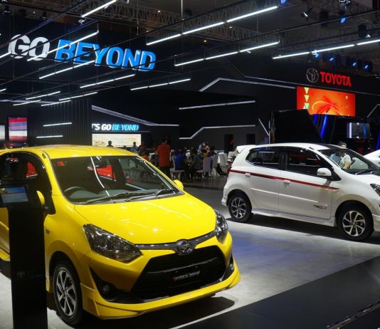 Astra Jual 396.138 Unit Mobil hingga akhir September 2019, Market Share 53%