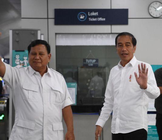 Survei: PSI-PPP Paling Setuju Prabowo Merapat ke Jokowi, Mayoritas Gerindra Menolak