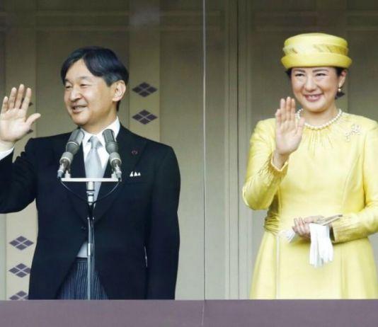 Kaisar Jepang Naruhito Hari Ini Dinobatkan