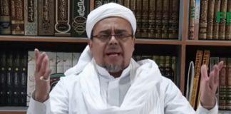 Habib Rizieq Begitu 'Sakti', Pemerintah pun Takut?