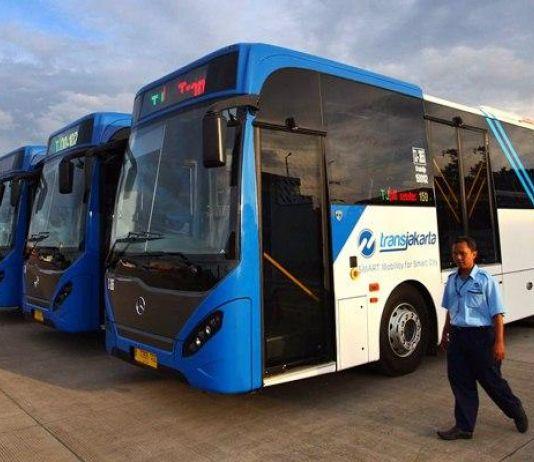 Pengguna Transportasi Umum di Jabodetabek Baru 30 Persen