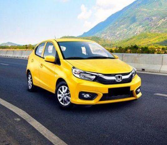 Honda Andalkan Brio dan CRV di Penjualan di Oktober