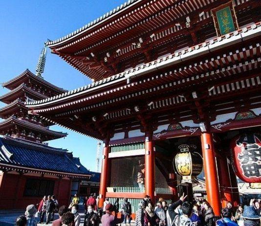 Berkunjung ke Tokyo, Jangan Lupa Berwisata ke Kuil Sensoji