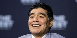 Maradona Lanjutkan Menjadi Pelatih Gimnasia