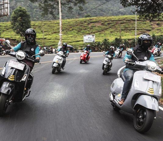 Digelar di Istora Senayan, Banyak Promo Spesial Vespa di IIMS Motobike 2019