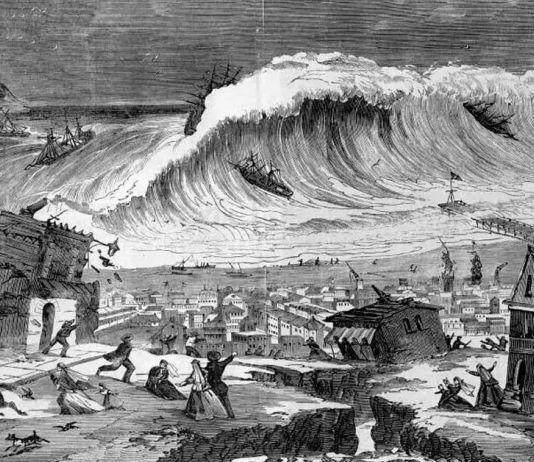 Ngeri! Ini Gempa dan Tsunami Dahsyat yang Hancurkan Jawa-Bali-Bima