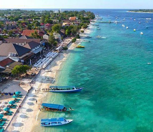 Melihat Kecantikan Lombok, Begini Komentar Turis Dubai