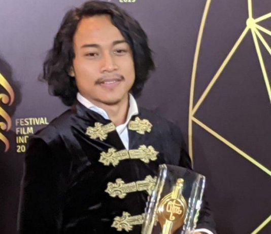 Kalahkan Reza Rahadian, Muhammad Khan Raih Piala Citra Aktor Terbaik