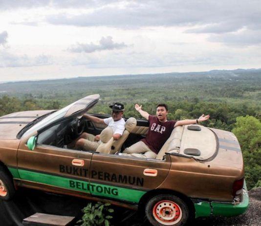 Rahasia Keindahan Bukit Peramun, Pesona Lain Wisata Belitung