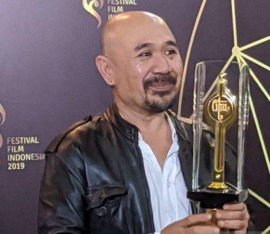 Ucu dan Ismail Bawa Pulang Piala Citra Kategori Film Dokumenter