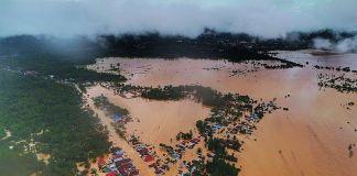 Banjir Bandang Terjang Kabupaten Sigi, 2 Orang Meninggal Dunia