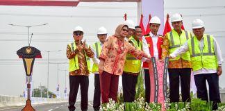 Tol Japek II Elevated Resmi Beroperasi, Jokowi Berharap Tak Lagi Dengar Keluhan Macet