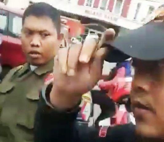 Polisi Ringkus Pelaku Persekusi Anggota Banser