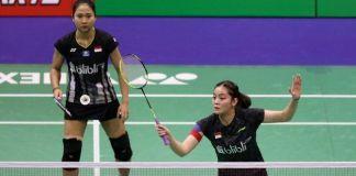 Menang atas Kompatriot, Ketut/Tania ke Babak Kedua Indonesia Masters