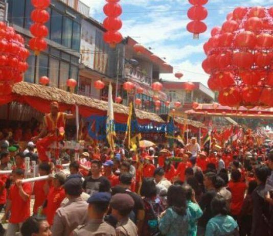 Melongok Kemeriahan Imlek di Singkawang sebagai Destinasi Wisata