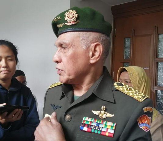 Geger, Kivlan Zen Tuding Wiranto Korupsi Rp 10 Miliar