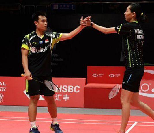Hafiz/Gloria Maju ke Semifinal Thailand Masters 2020