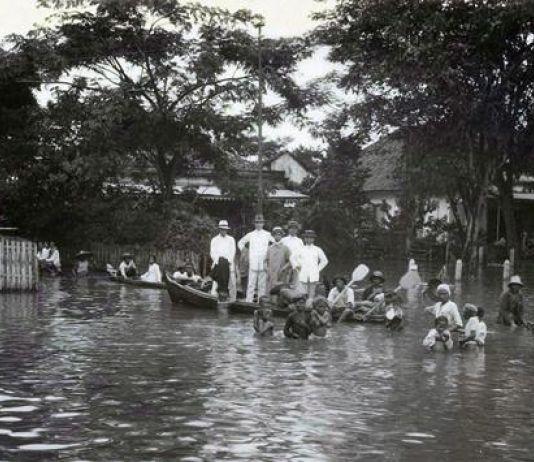 Ingatlah Ketika Wabah Penyakit dan Kematian Massal Landa Jakarta