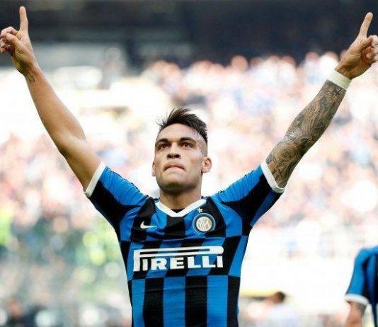 Luiz Suarez Desak Barca Datangkan Bintang Muda Mautaro Martinez