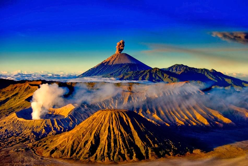 Kunjungan Wisatawan Ke Bromo Semeru Tak Terpengaruh Virus Co