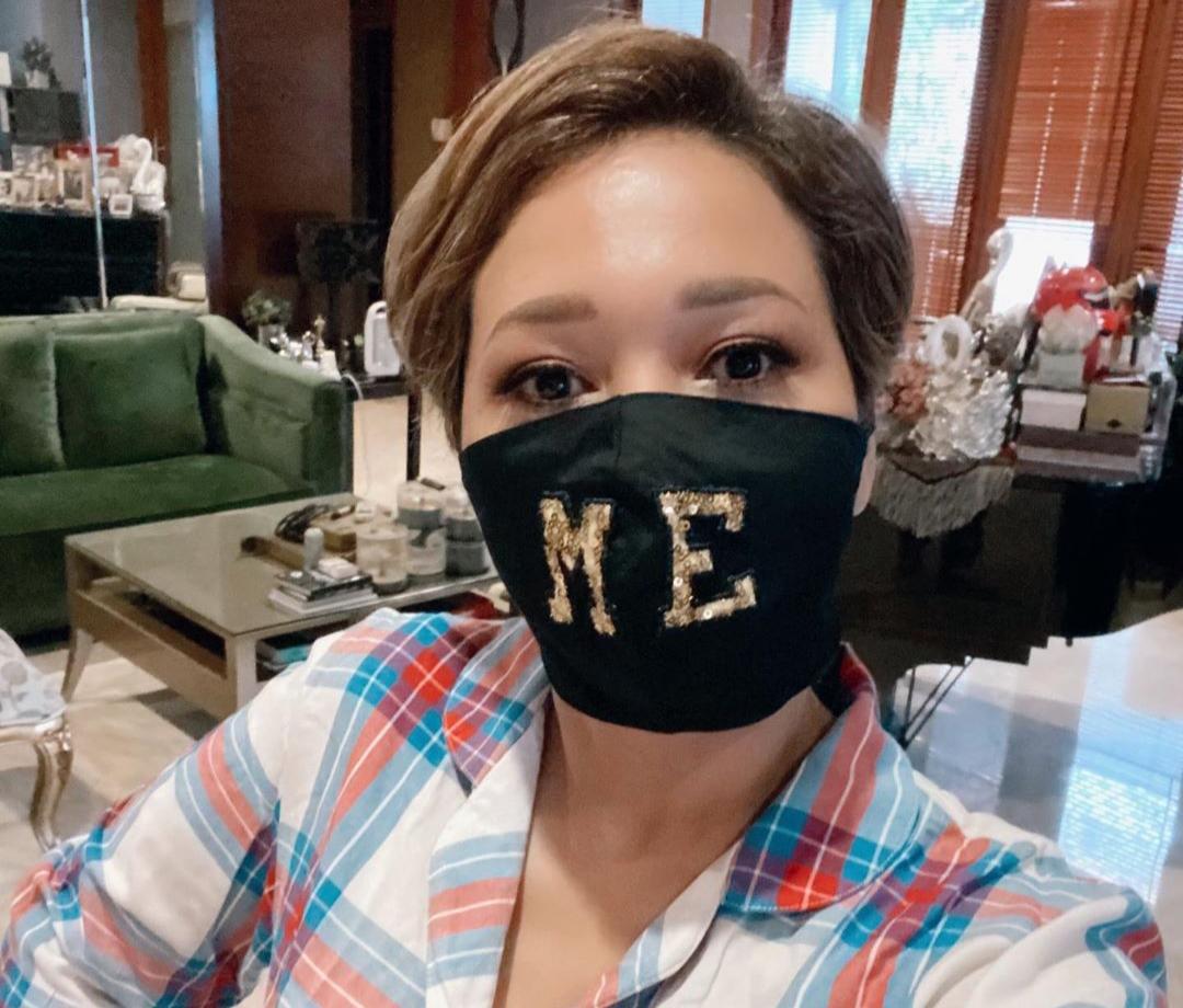 Pusing Cari Masker? Ikuti Tips Maia Estianty Ini