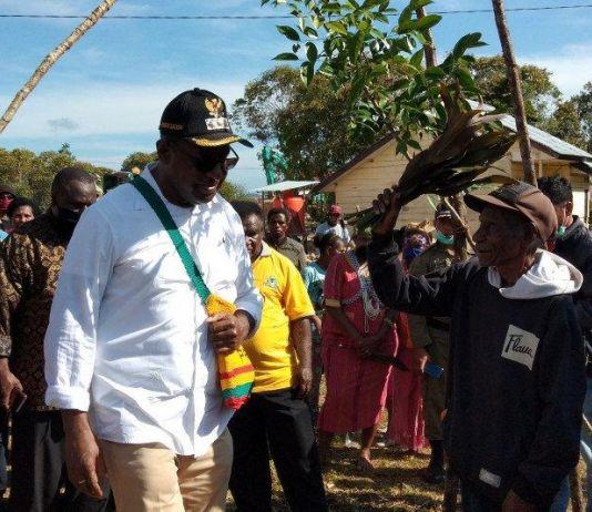 Gelar Ritual Khas Papua Barat, Alam Bisa Mengusir Segala Penyakit