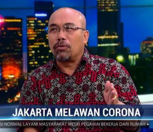 Mengapa Pasien COVID-19 Sembuh di DKI Rendah? Sebab Anies Hanya Sibuk Jumpa Pers dan...
