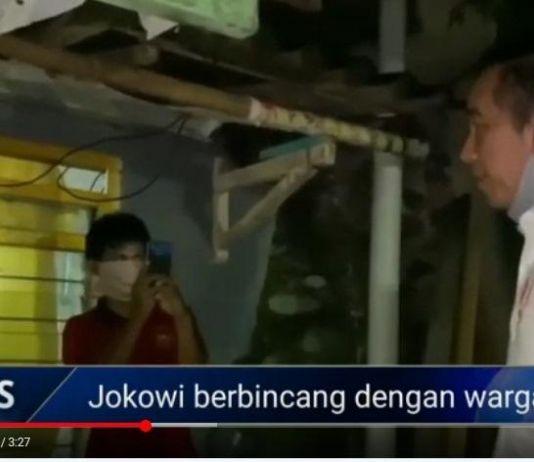Kisah Jokowi Blusukan di Tengah Wabah COVID-19