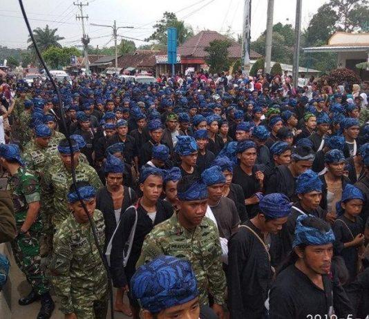 Berharap Ritual Seba Badui Usir COVID-19 dari Indonesia