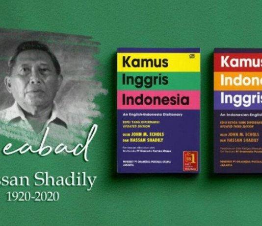 Mengenang Jasa Hassan Shadily, Perancang Kamus Indonesia-Inggris