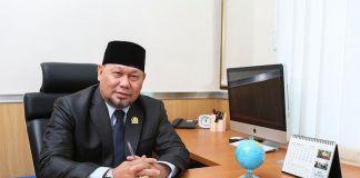 KH. Muhammad Thamrin Anggota Dewan FPKS Dukung Warga Ikut Fatwa MUI Salat Id di Rumah