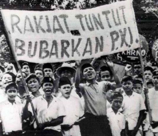 Sekonyong-konyong PKI Bangkit Lagi dari Kubur
