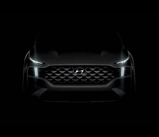 Hyundai Rilis Santa Fe Generasi Terbaru