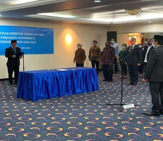 Sebut Dirut TVRI Ahli Gerwani, Fadli Zon: Ganti Sajalah