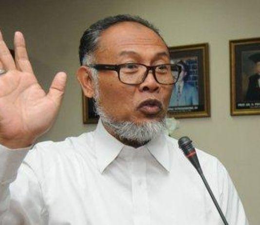 Bambang Widjojanto Soal Penangkapan Eks Mantan Seketaris MA: Siapa Yang Lindung Mereka