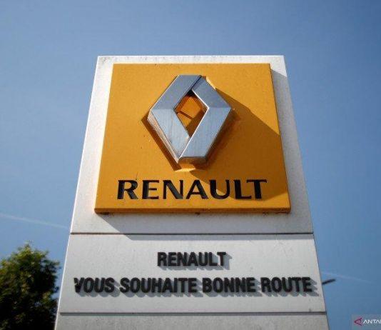 Tak Ingin Renault Bangkrut, Prancis Suntik Rp79,6 Triliun