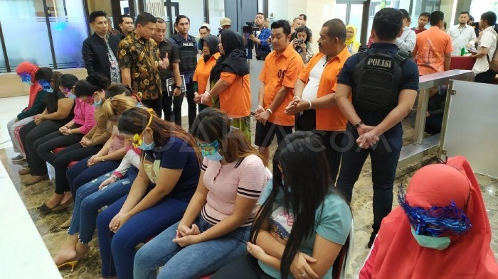 Prostitusi terselubung di Puncak dengan pelanggan orang Arab mencuat beberapa waktu lalu