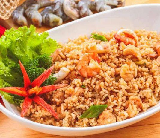 Nasi Goreng Seafood yang Lezat dan Praktis