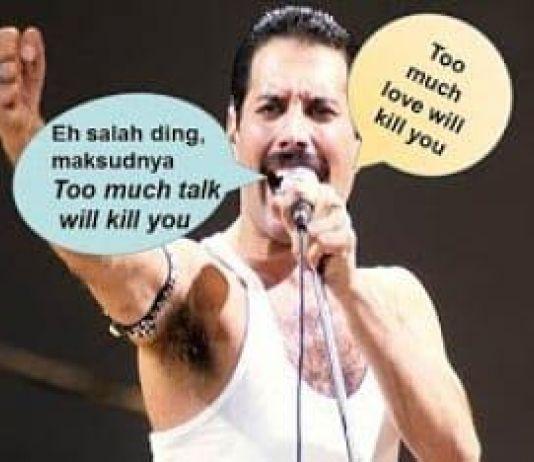 Kepada Pak Ahok: 'Too Much Talk Will Kill You'
