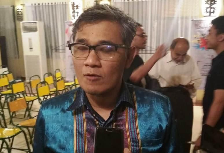Budiman Sujatmiko, politikus PDI Perjuangan.