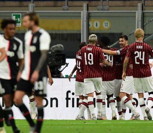 AC Milan Tekuk Juventus 4-2