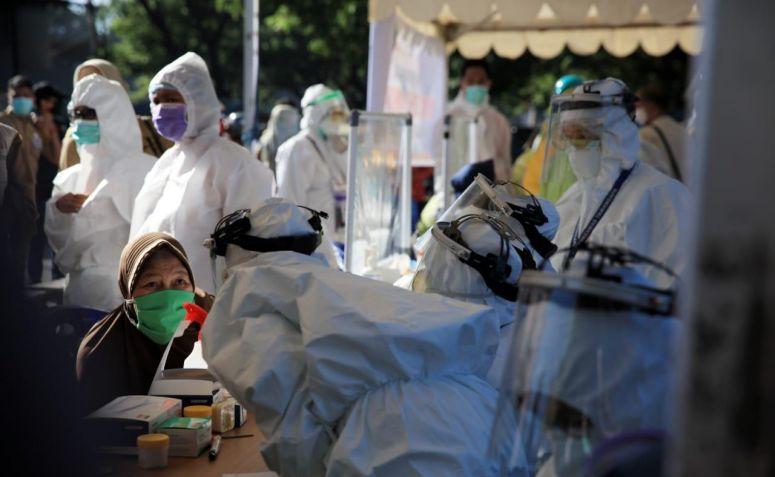 Waduh, Delapan Karyawan PT Pusri Palembang Positif Virus Corona