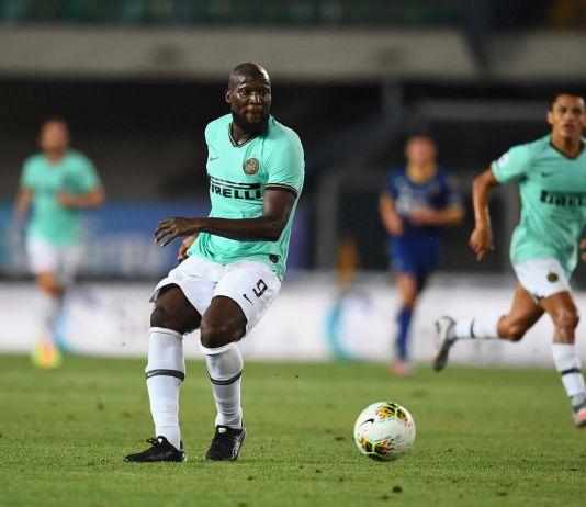 Ditahan Imbang Verona, Inter Kembali Gagal Raih Poin Maksimal