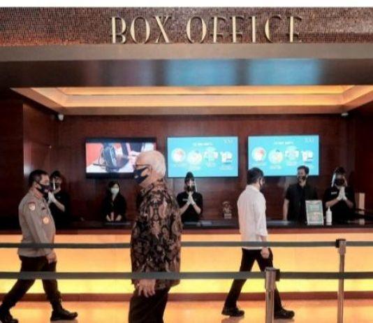 Jelang Pembukaan Bioskop, Menparekraf Wishnutama Bilang Begini