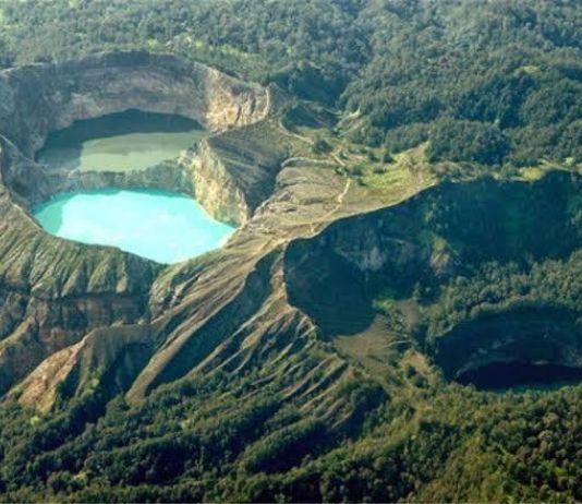 BTN Kelimutu Kembali Buka Kawasan Wisata Danau Tiga Warna