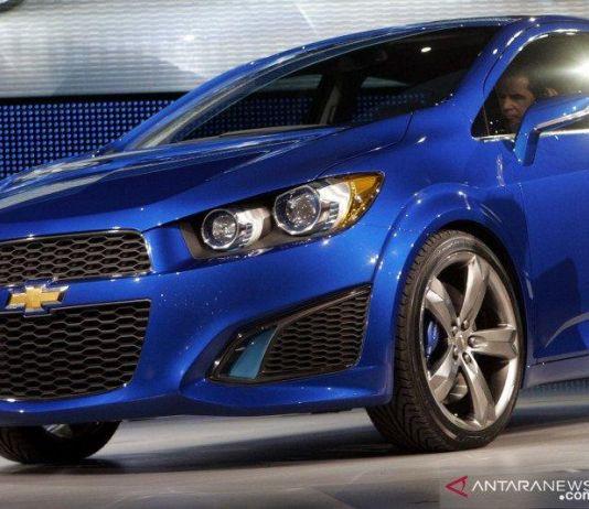 Selamat Tinggal, Chevrolet Aveo Tidak Diproduksi Lagi