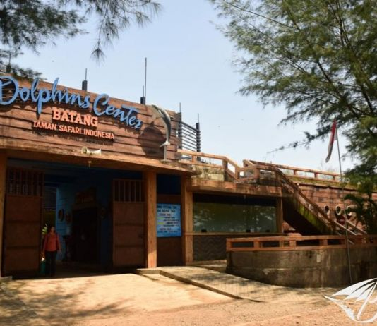 Antisipasi Penyebaran Covid-19, Batang Dolphins Center Perketat Kunjungan Wisatawan