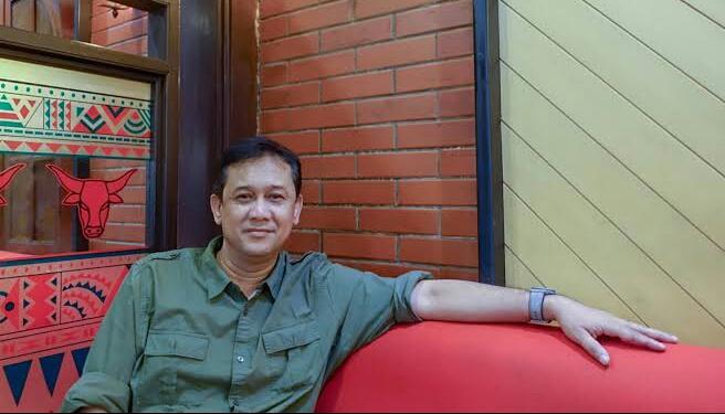 Pegiat Media Sosial, Denny Siregar