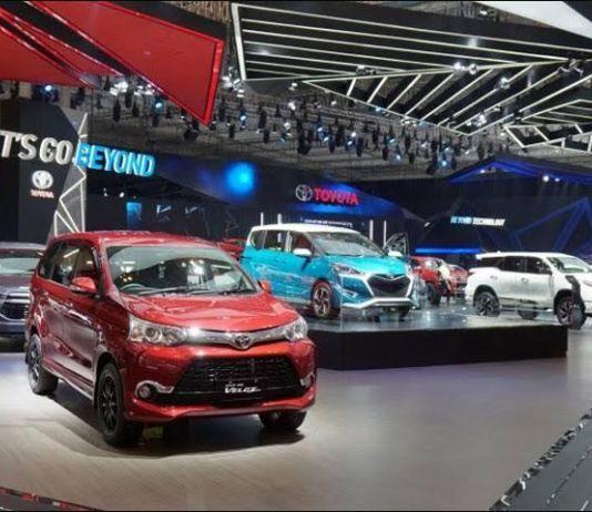 Begini Cara Toyota Menggelar Pameran di Tengah Wabah Covid-19