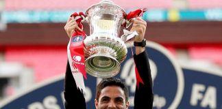 Baru 226 Hari Jadi Manajer Arsenal, Arteta Taklukkan Empat Hal Ini